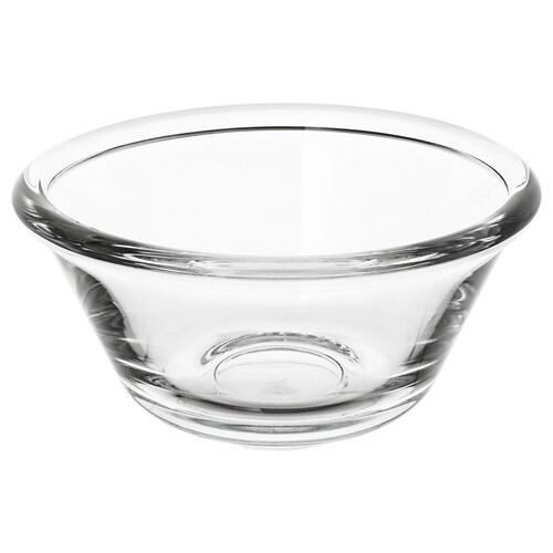 VARDAGEN cuenco vidrio incoloro 5 cm 12 cm