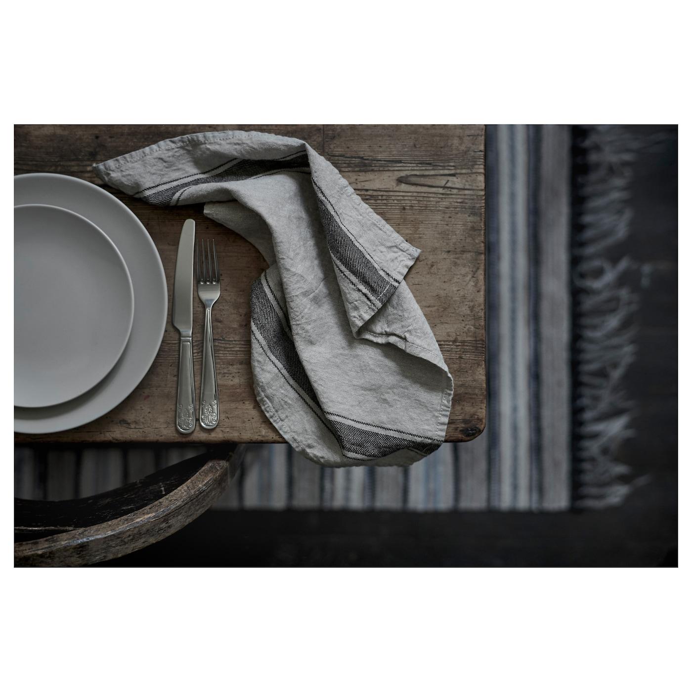 VARDAGEN Paño de cocina beige 50x70 cm