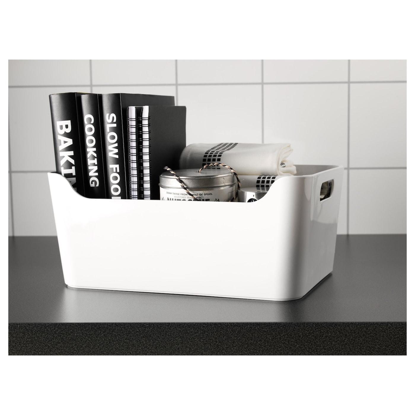 tama/ño grande IKEA Variera Organizador para armario color blanco