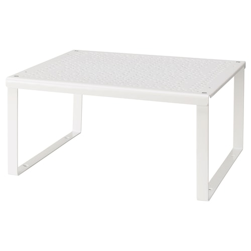VARIERA estante adicional blanco 32 cm 28 cm 16 cm