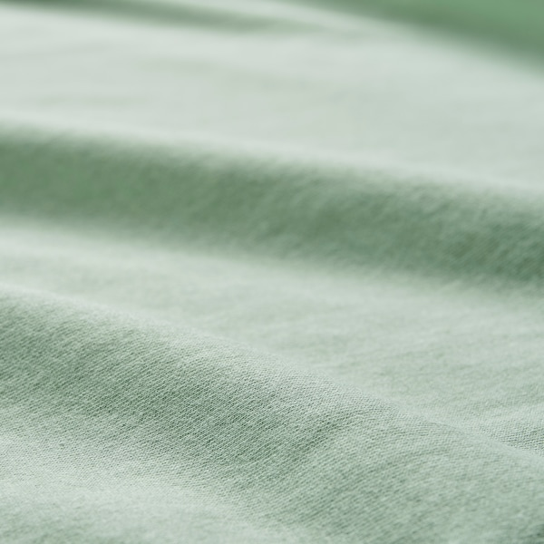 VÅRVIAL Sábana bajera ajustable verde claro IKEA