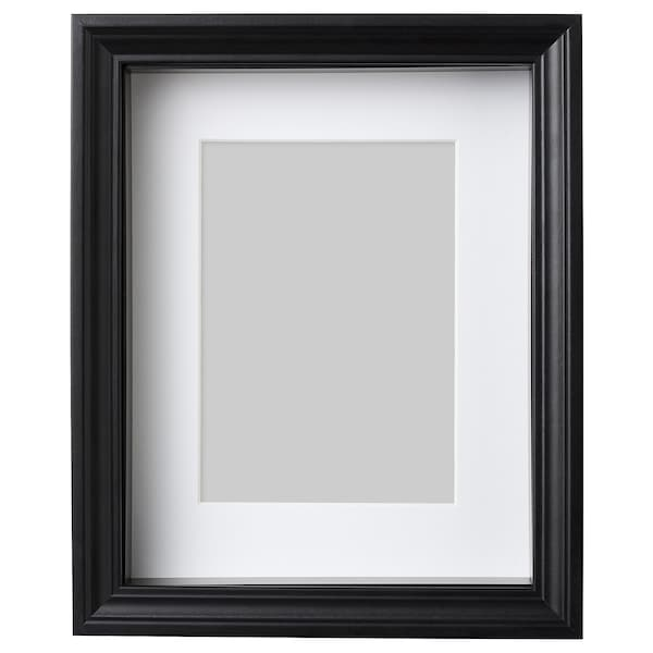 VÄSTANHED Marco, negro, 20x25 cm