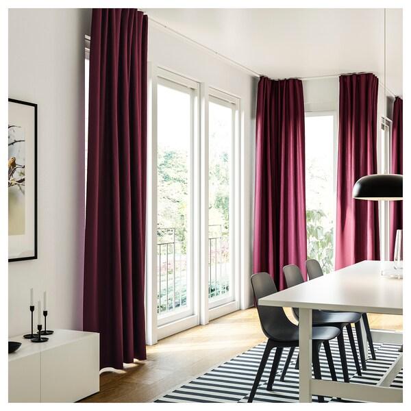 cortinas comedor y dormitorio paquetos ikea