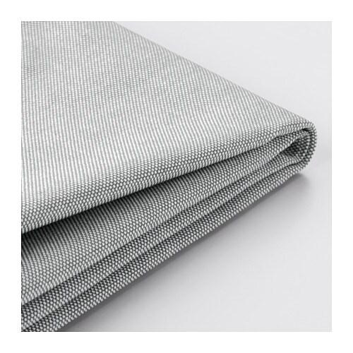VILASUND Funda sofá cama con chaiselongue Orrsta gris claro IKEA