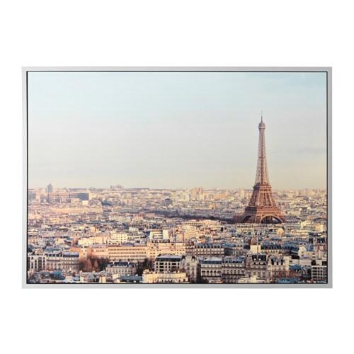 VILSHULT Cuadro, 140x100 cm. primavera en Paris - Últimas unidades en IKEA Barakaldo
