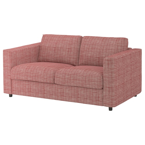 VIMLE sofá 2 plazas Dalstorp multicolor 83 cm 68 cm 171 cm 98 cm 6 cm 15 cm 68 cm 141 cm 55 cm 48 cm