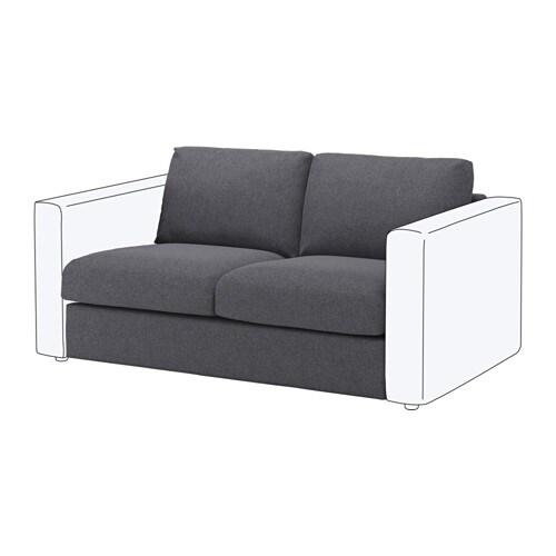 Vimle m dulo 2 gunnared gris ikea - Ikea modulos salon ...
