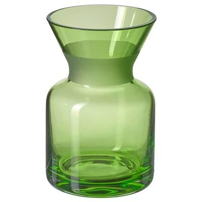VINTER 2021 Florero / jarrón, verde claro, 12 cm