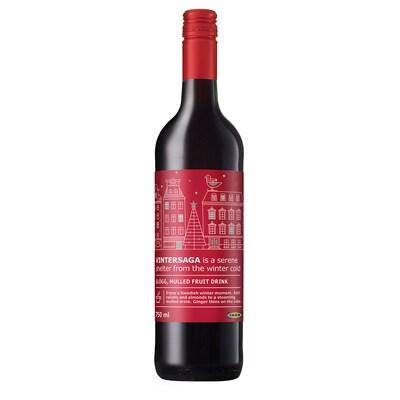 VINTERSAGA Vino con fruta y especias, 750 ml
