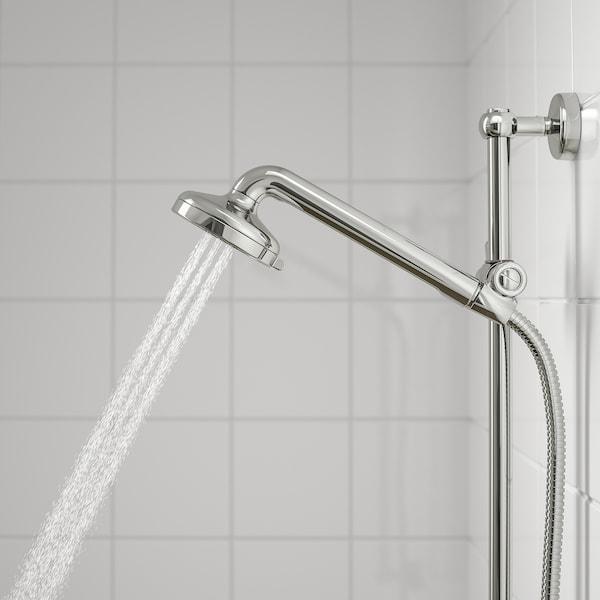 VOXNAN Set ducha mezcladortermostato, cromado IKEA