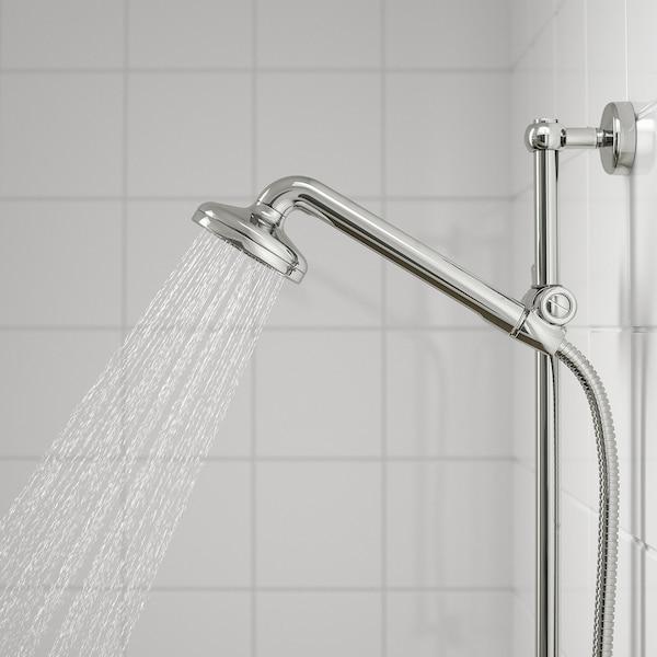 VOXNAN Set ducha mezclador/termostato, cromado