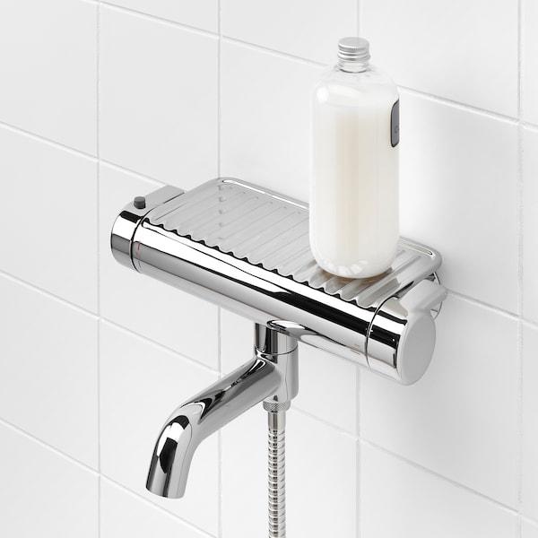 VOXNAN mezclador termostato baño/ducha cromado 150 mm 290 mm 230 mm