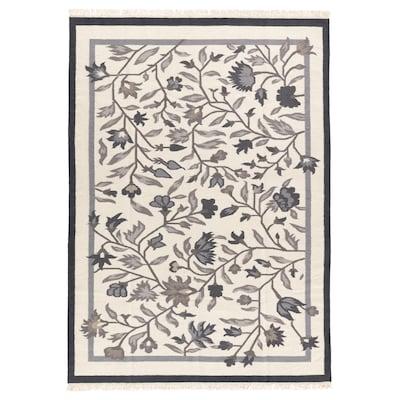 ALVINE Alfonbra, eskuz grisa, 170x240 cm