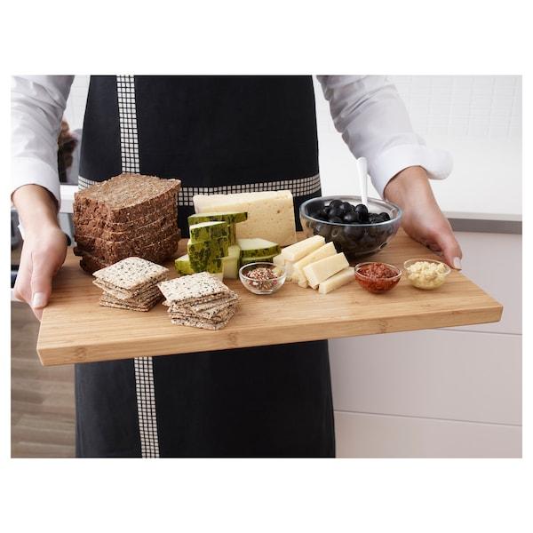 APTITLIG Mozteko taula, banbua, 45x28 cm
