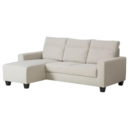 IKEA BOLLSTANÄS 3 eserlekuko sofa
