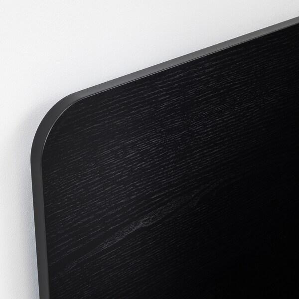 DELAKTIG Oheburua, beltza, 160 cm