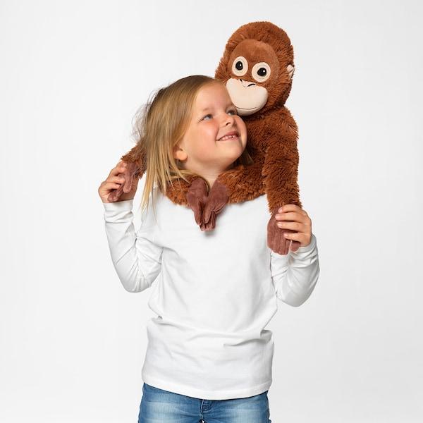 DJUNGELSKOG Peluxeak, orangutana