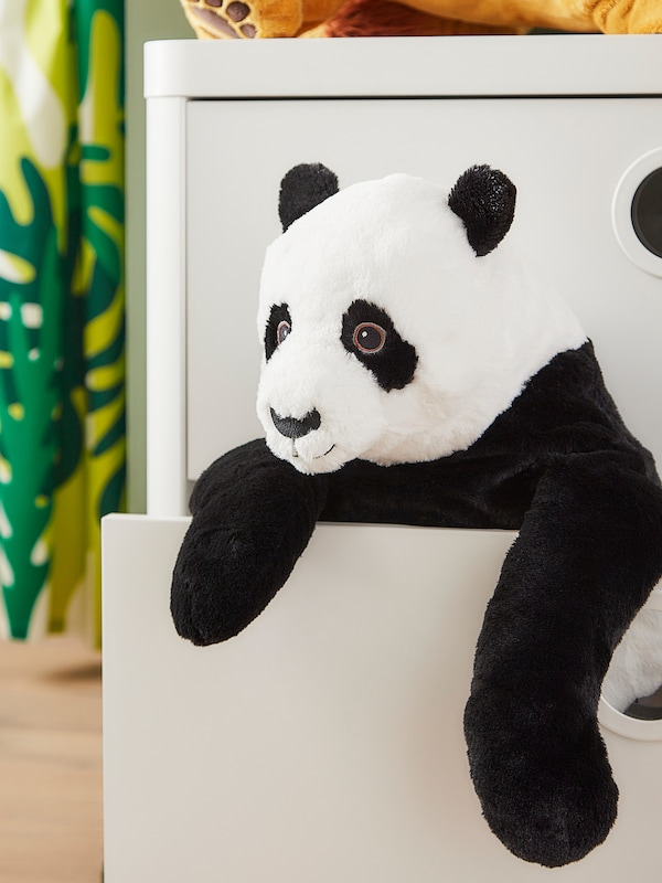 DJUNGELSKOG Peluxeak, Panda