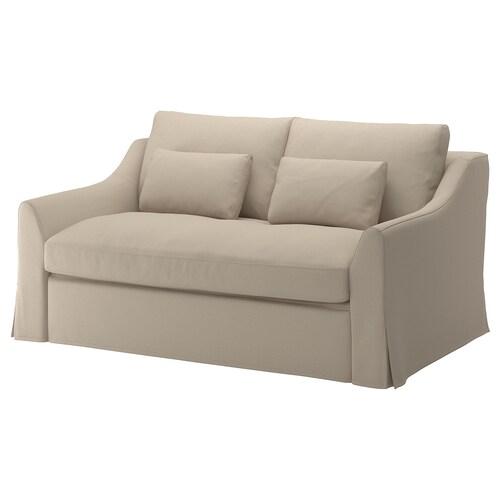 FÄRLÖV ohe-sofa 2 Flodafors beixa 90 cm 79 cm