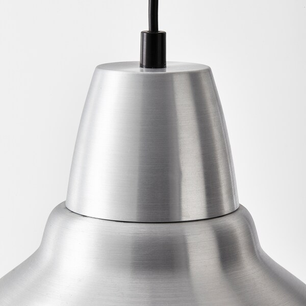 FOTO Sabaiko lanpara, aluminioa, 38 cm