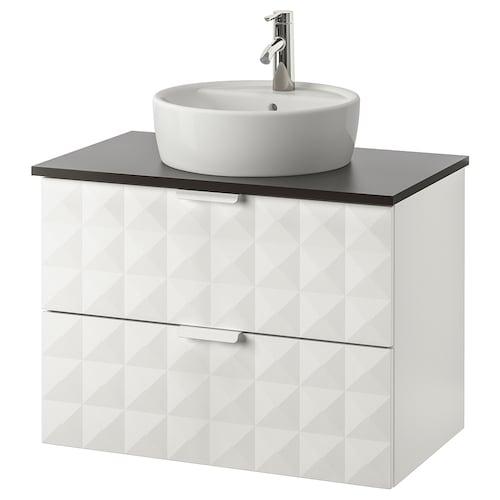 IKEA GODMORGON/TOLKEN / TÖRNVIKEN Altzari gaineko konketa 45