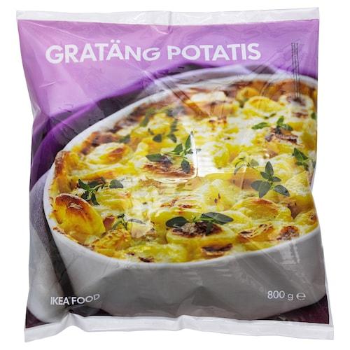 GRATÄNG POTATIS patata gainerreak, izoztua