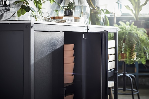 GRILLSKÄR Sukaldeko harraskako unit, kanpok, alt hgaitza, 172x61 cm