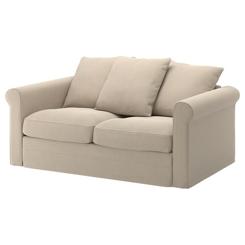 GRÖNLID 2 eserlekuko sofa Sporda naturala 104 cm 7 cm 18 cm