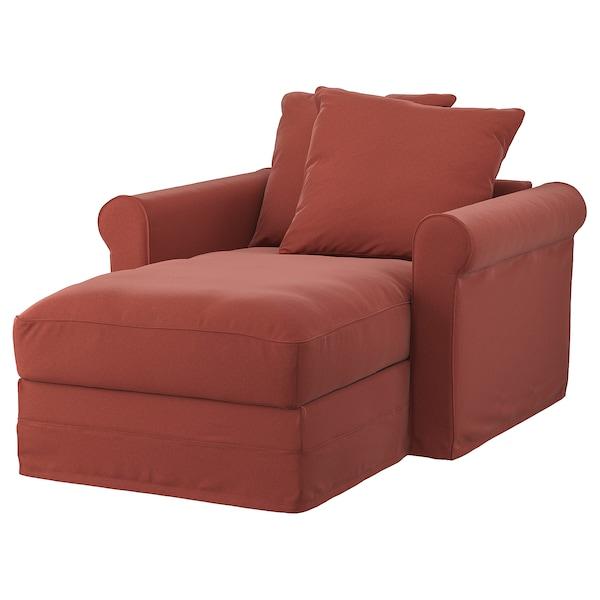 GRÖNLID Chaise longue-a, Ljungen gorri argia