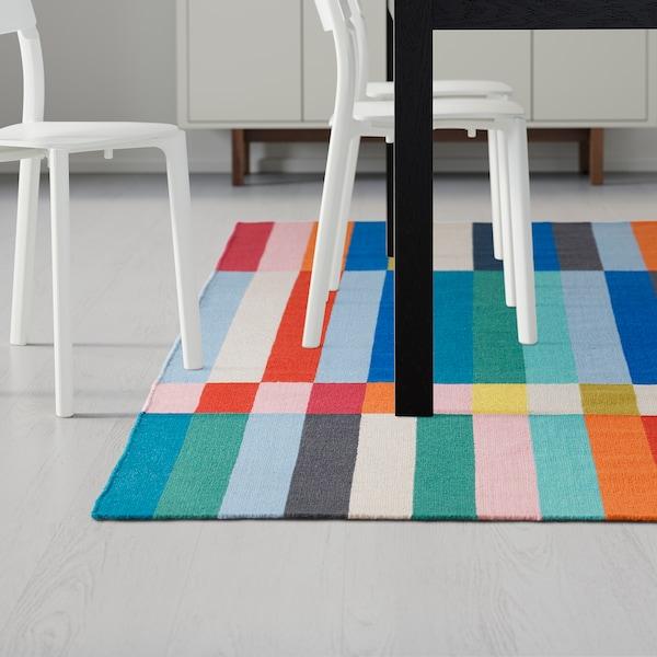 HALVED Alfonbra, eskuz koloreaniztuna, 170x240 cm