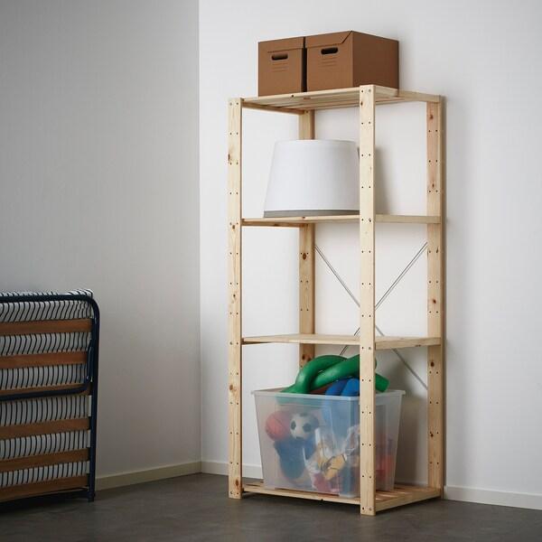 HEJNE 1 atal, konifero-zura, 78x50x171 cm