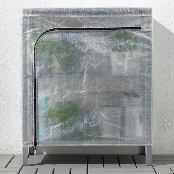 HYLLIS Apalategia zorroarekin, gardena, 60x27x74 cm