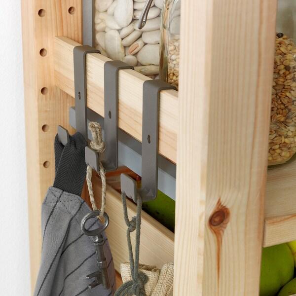 IVAR Alboko modulurako kakoa, grisa