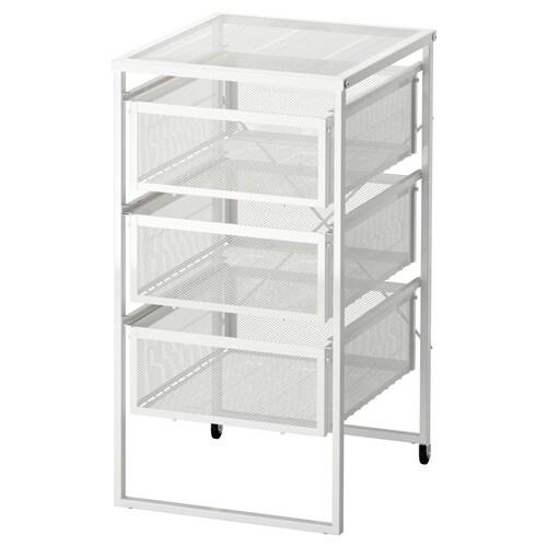 IKEA LENNART Tiradera-altzaria