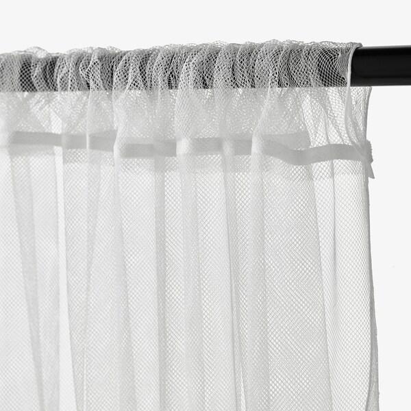 LILL Sare-gortinak, parea, zuria, 280x300 cm