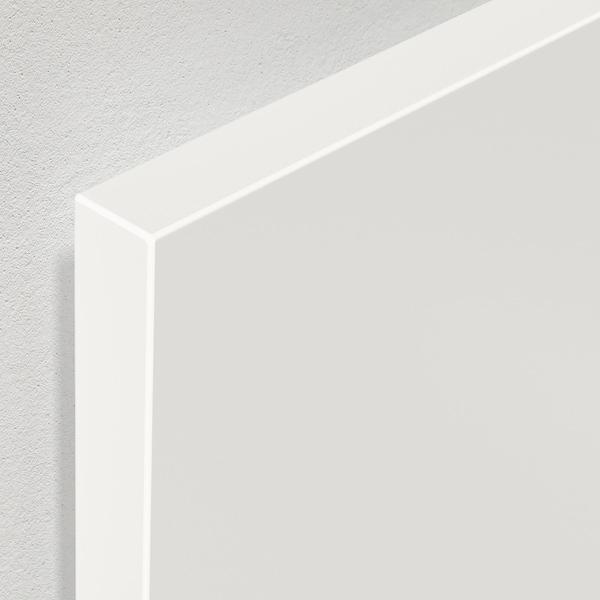 MALM Kanape eraisgarria, zuria, 160x200 cm