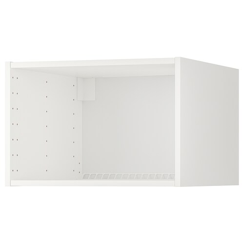 IKEA METOD Hozkailurako armairu egitura