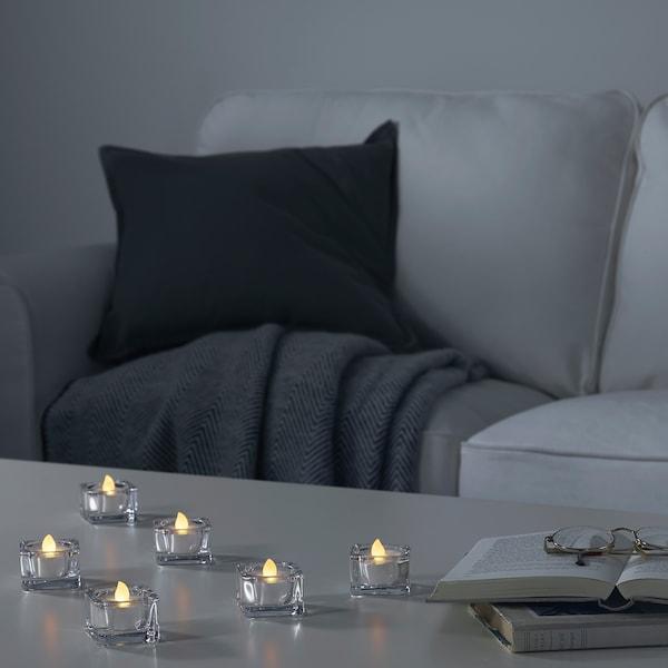MOGNAD LED kandela txikia, pilekin/zuria