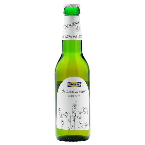 ÖL LJUS LAGER lager garagardoa 4,7%