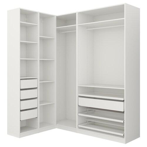 IKEA PAX Izkinako armairua