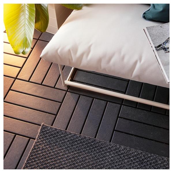 RUNNEN Kanpoaldeko lurra / terrazako lurra, gris iluna, 0.81 m²