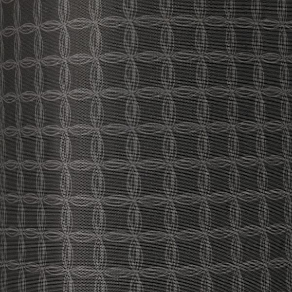 SAXÄLVEN dutxarako gortina antrazita 116 g/m²