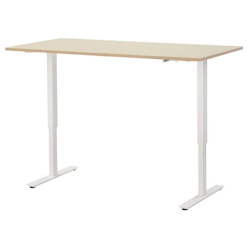 IKEA SKARSTA Idazmahaia eserita/zutik egoteko