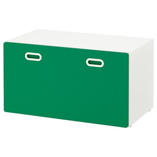 IKEA STUVA / FRITIDS Jostailuak gordetzeko bankua