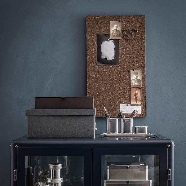 SVENSÅS Ohar-arbela txintxetekin, artelazkia marroi iluna, 35x60 cm