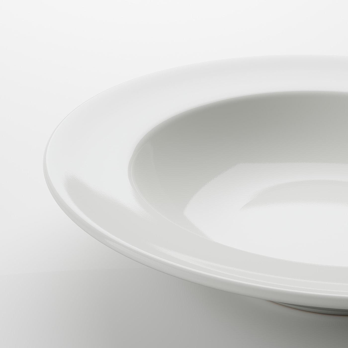 VARDAGEN Plater sakona, hezurra, 23 cm