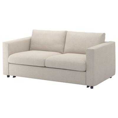 VIMLE Ohe-sofa 2, Gunnared beixa