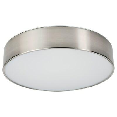 VIRRMO Sabaiko LED lanpara, nikeleztatua, 36 cm 800 lm