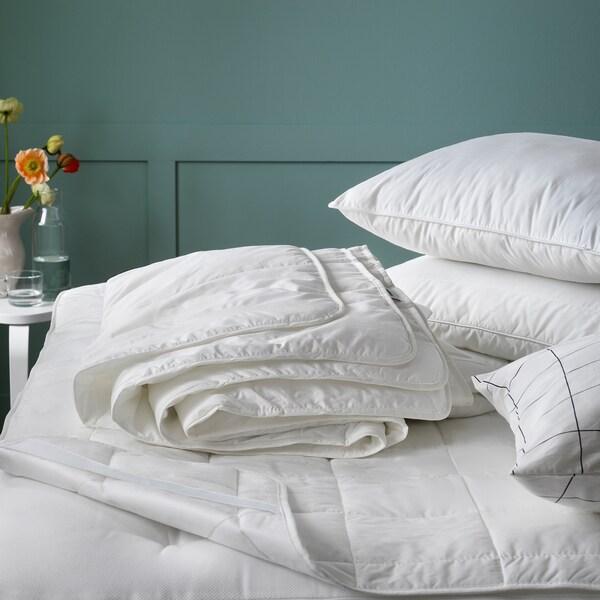 ÄNGSKORN Protector de colchón, 160x200 cm
