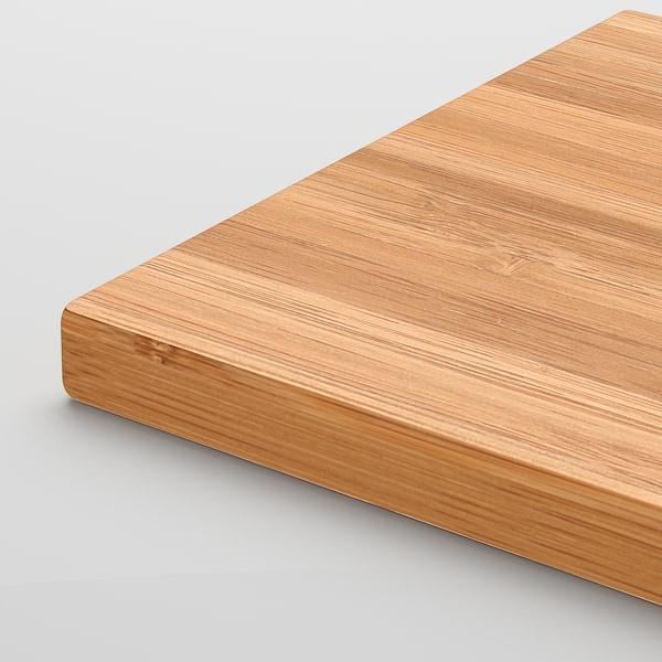 APTITLIG Táboa de cortar, bambú, 45x28 cm